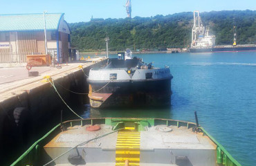 marine logistics