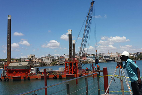 OFFSHORE ENGINEERING – Alpha Logistics Services Limited